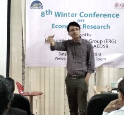 8th Winter Conference on Economic Research